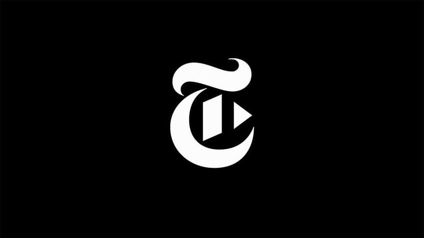 NEW YORK TIMES VIDEO BRANDING
