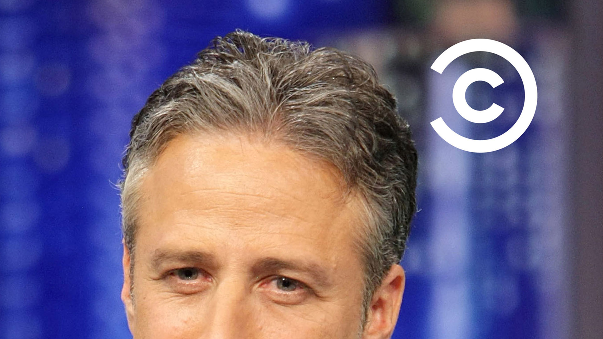 Comedy Central tagging Jon Stewart
