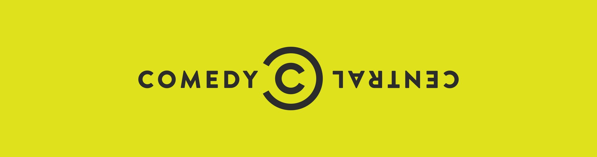 Comedy Central logo lime