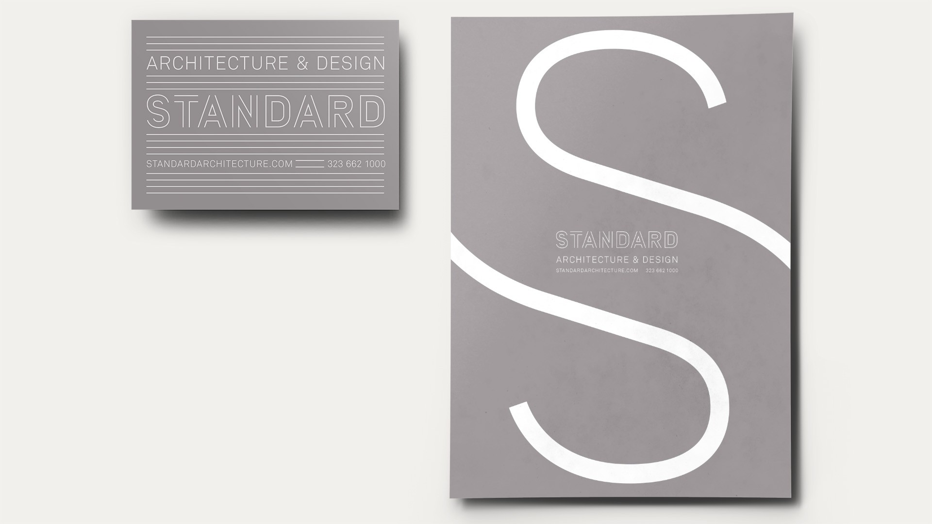 Standard Architecture Letterhead