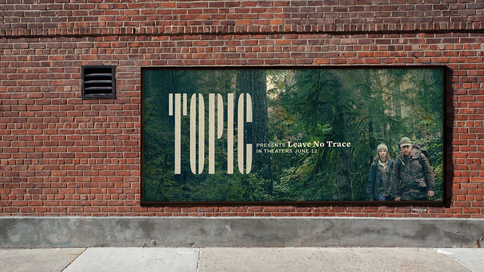 Topic logo Leave No Trace