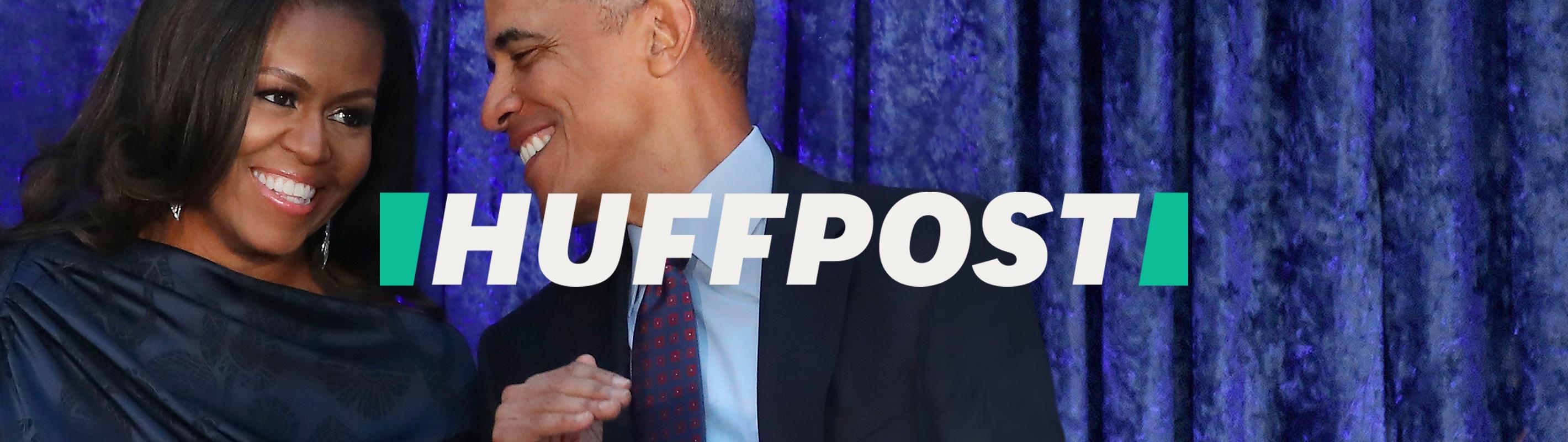 HuffPost logo Obamas