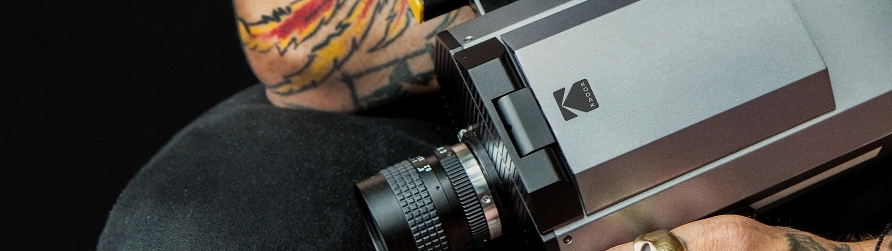 Kodak logo Super8