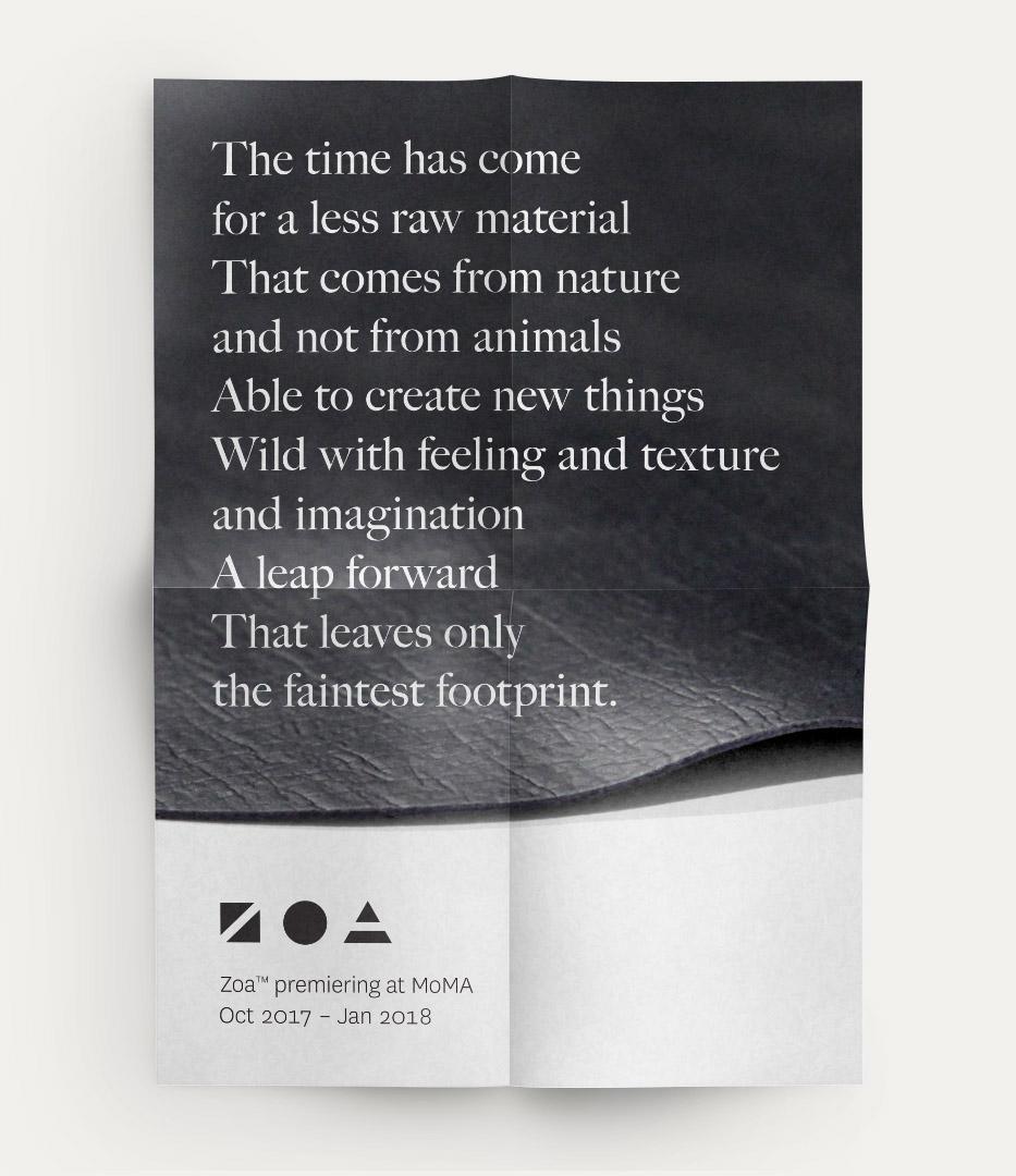 Zoa manifesto poster