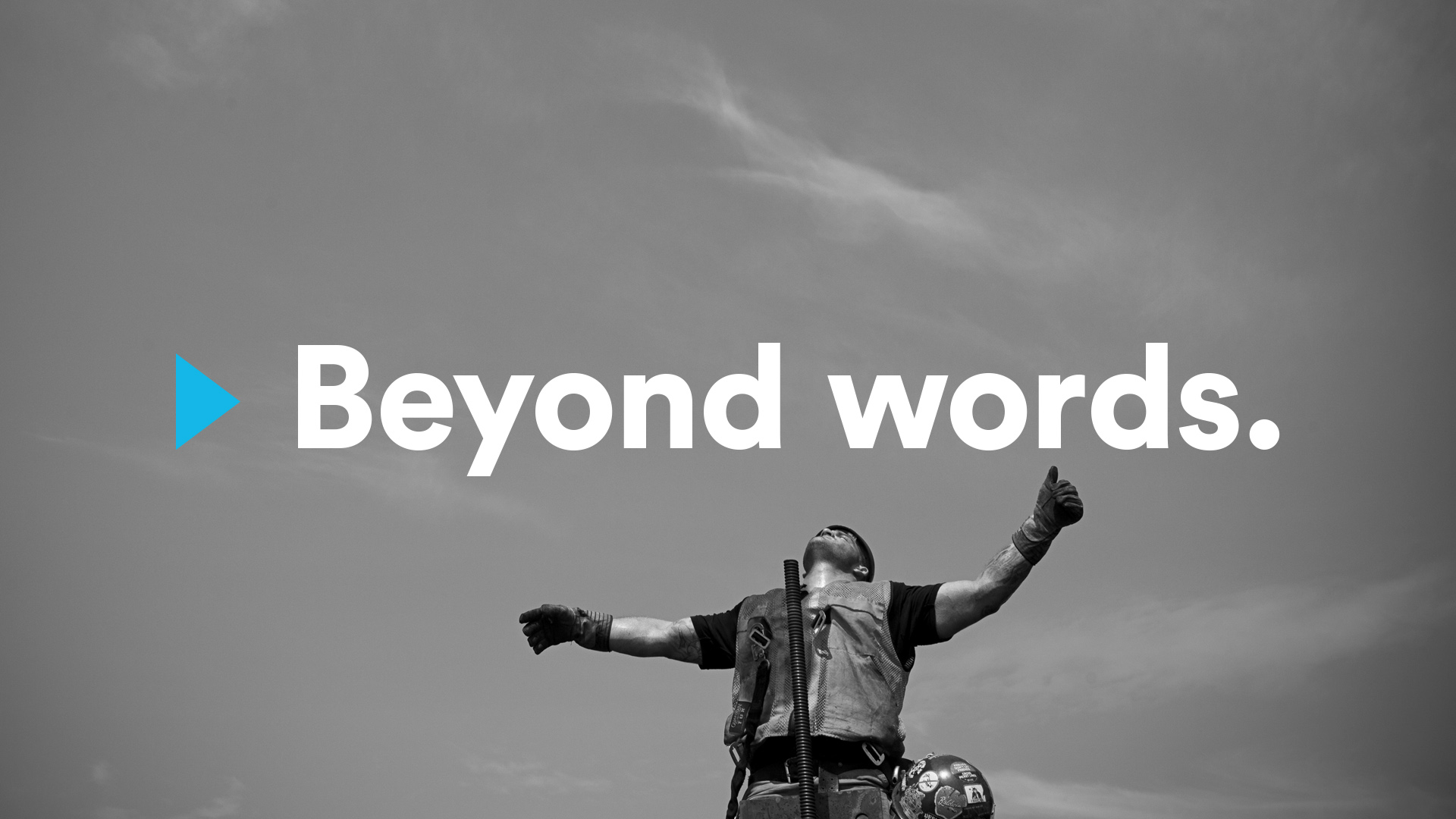 New York Times Beyond Words Campaign