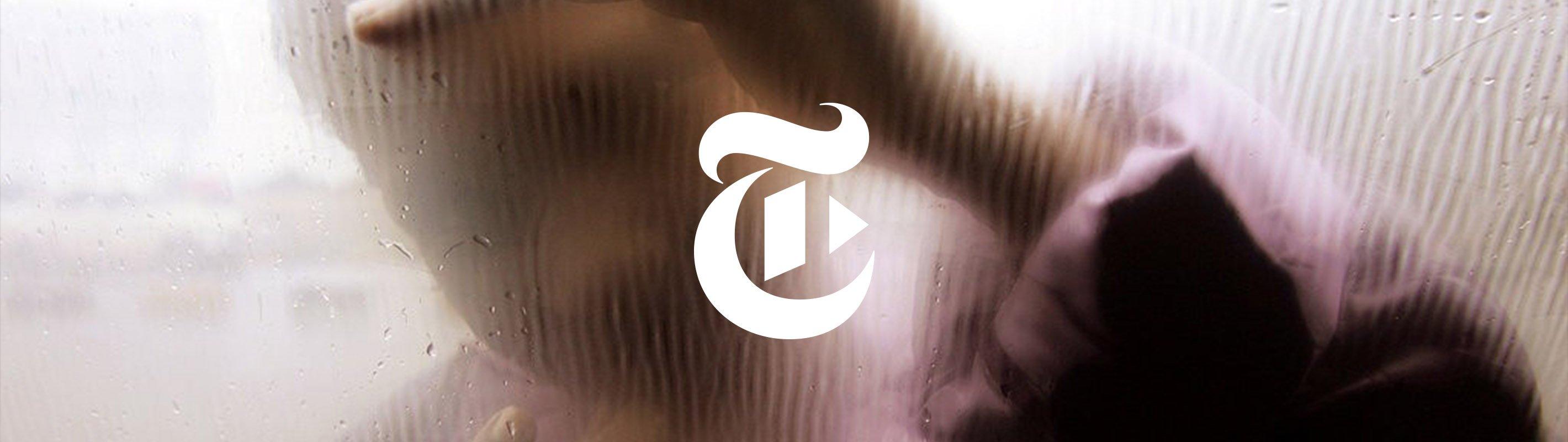New York Times video branding logo