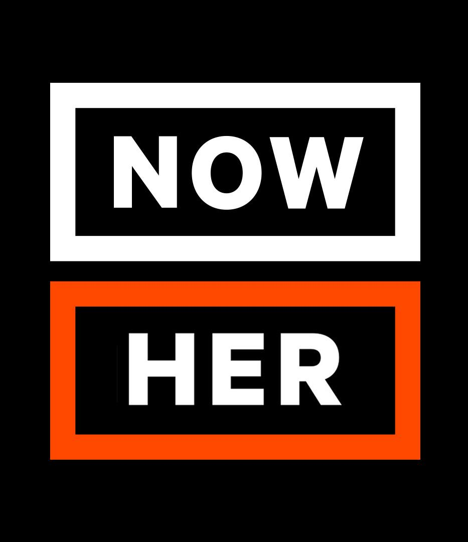 Now This logo Now Her