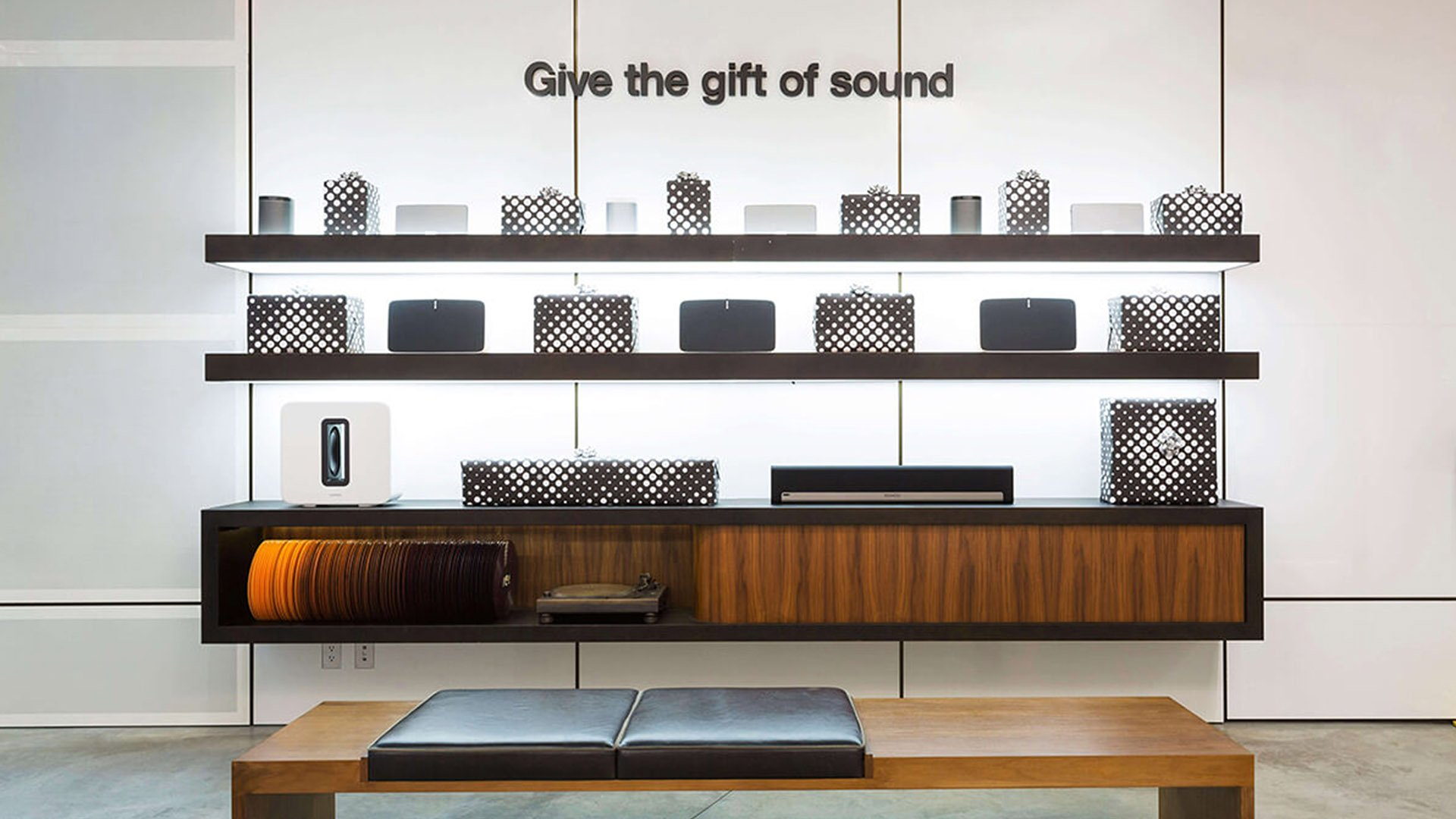 Sonos soho display