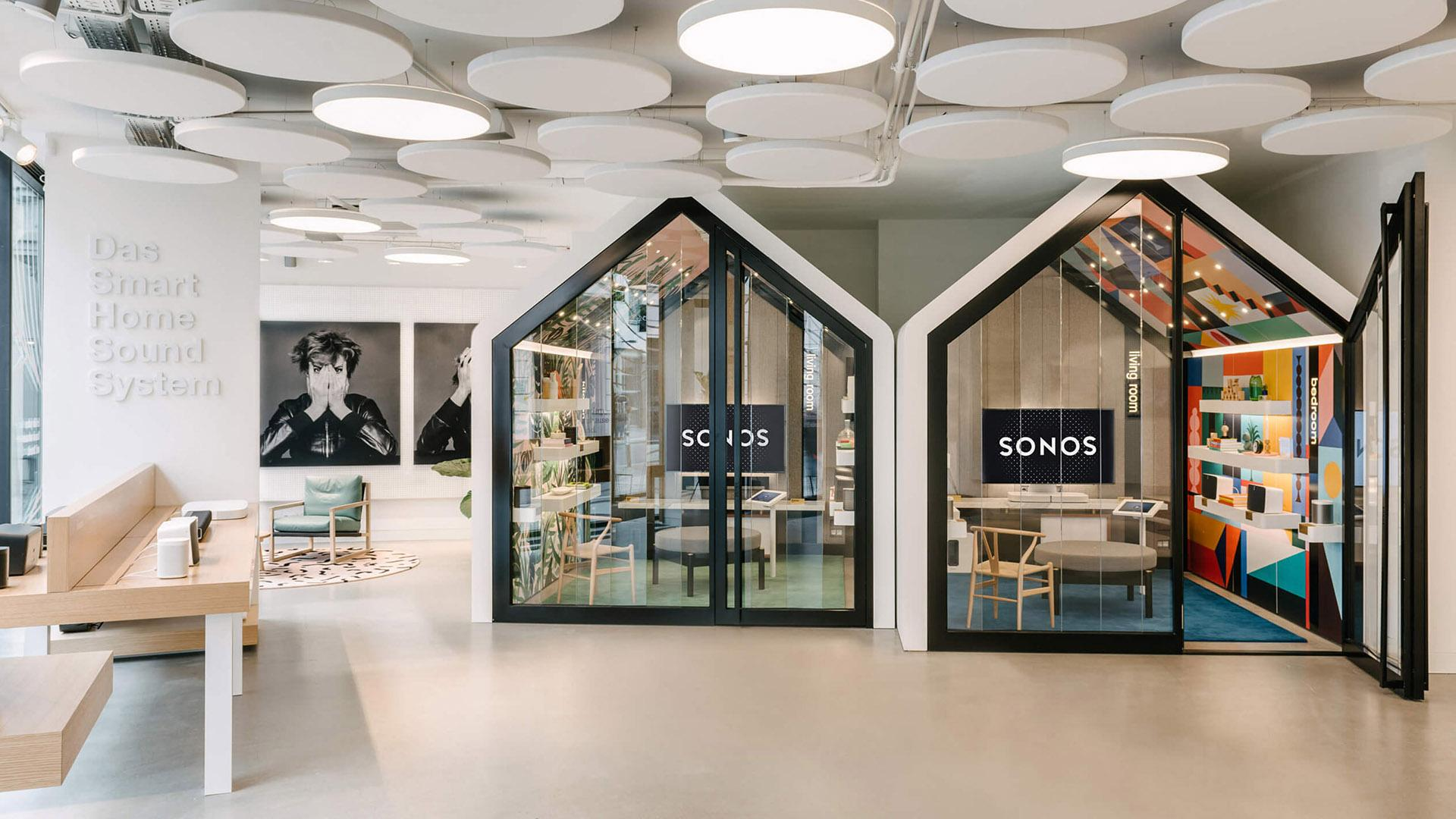 Sonos berlin listening rooms