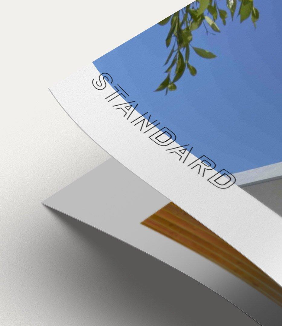 Standard Architecture branding